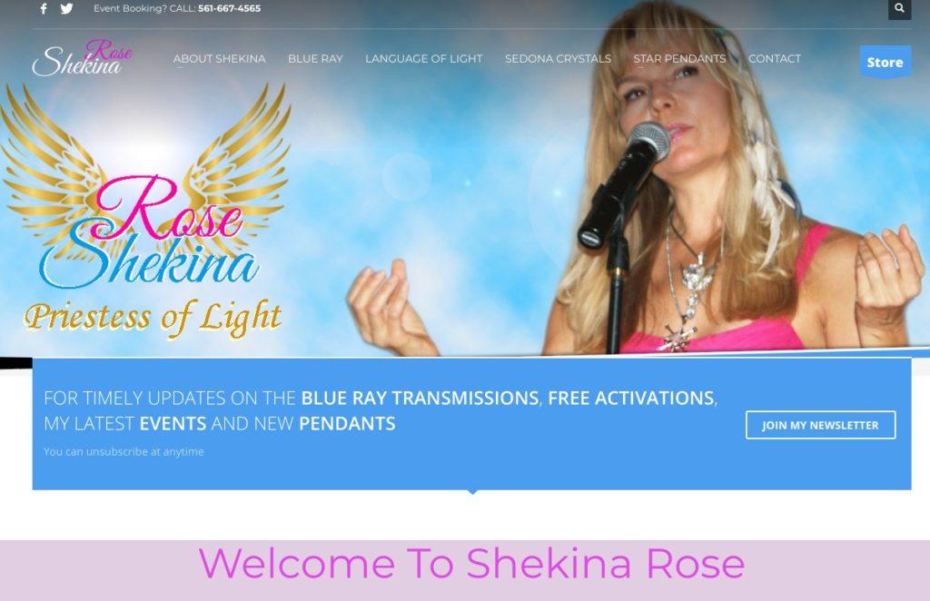Shekinarose.com