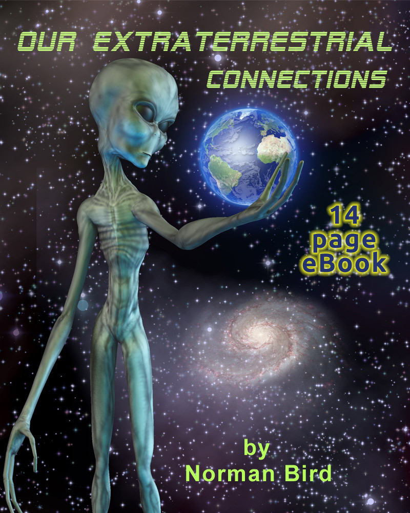 Our Extraterrestrial Connection ebook